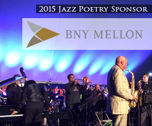 BNY Mellon is a 2015 Jazz Poetry sponsor