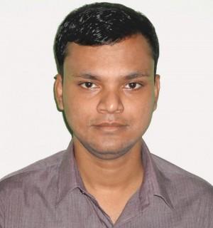 Bangladeshi blogger Siddhartha Dhar. Photo provided by Siddhartha Dhar.