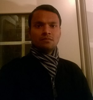 Bangladeshi blogger Siddhartha Dhar. Image provided by Siddhartha Dhar.