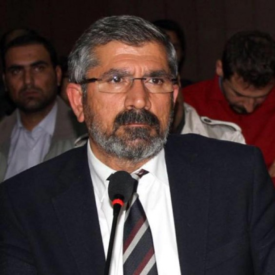 Citizen-lawyer Tahir Elçi