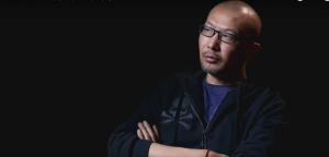 """Mr. Six"" director, Guan Hu discusses the film. Image via Youtube user: Yitiao Video 一条视频,"