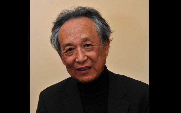 Chinese writer and Nobel Prize winner Gao Xingjian. Image via Wikimedia Commons.