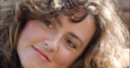 ICORN writer-in-residence Anzhelina Polonskaya. Image courtesy of the author.