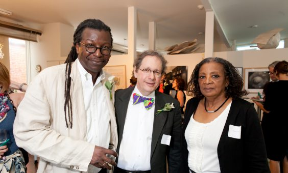 Cornelius Eady, Henry Reese, and Colleen J. McElroy