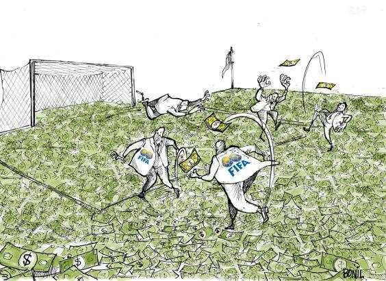 FIFA Soccer Scandal