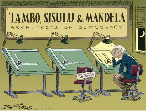 Tambo and Sisulu
