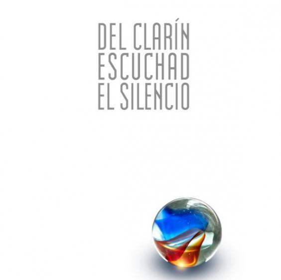 Del clarín escuchad el silencio. Image via: Amazon.com.