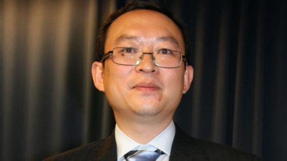 Author Yu Jie. Image via Wikimedia Commons.