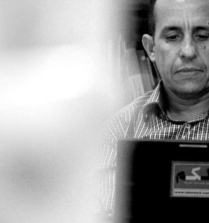 Independent journalist Ali Anouzla. Image provided by Mr. Anouzla.