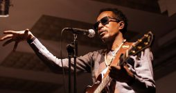 ICORN musician Abazar Hamid. Image via ICORN.