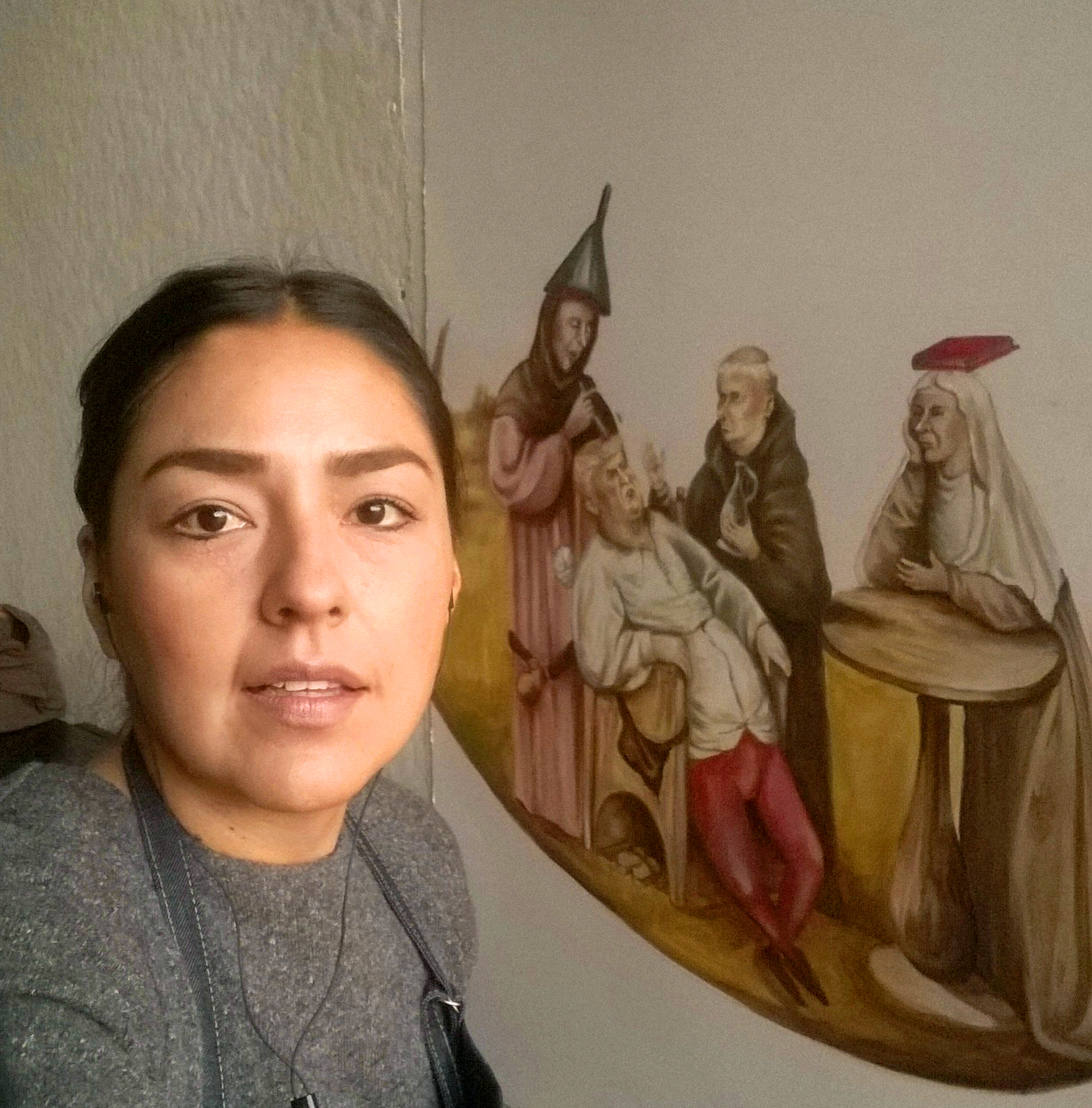 Making the Powerful Feel Naked: An Interview with Vilma Vargas